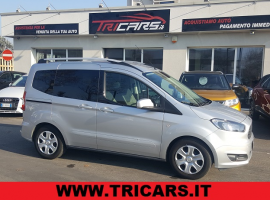 FORD Tourneo Courier 1.0 EcoBoost 100 CV Plus PERMUTE UNICOPROPRIETARIO