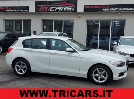 BMW 118 i 5p. Advantage PERMUTE NAVI