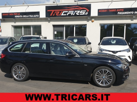 BMW 318 d Touring Luxury PERMUTE