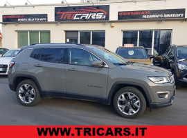 JEEP Compass 1.6 Multijet II 2WD Limited PERMUTE TETTO APRIBILE