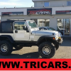 JEEP Wrangler 4.0 cat TJ HARD TOP PERMUTE CON AUTO