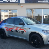 BMW X6 M 4.4 BITURBO SAFETY CAR 650 CV PERMUTE