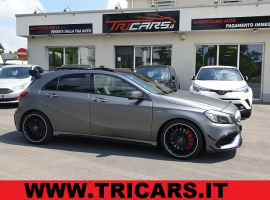 MERCEDES A45 AMG EDITION PERFORMANCE – PERMUTE