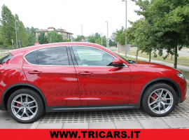ALFA ROMEO Stelvio 2.0 Turbo 280 CV AT8 Q4 First Edition PERMUTE IN ARRIVO