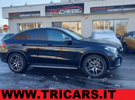 MERCEDES GLE 350 CDI 4MATIC COUPE – PREMIUM AMG – LEASING