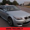 BMW M5 TOURING 5.0 V10 TARGA TEDESCA 200 € AL MESE BOLLO E ASSICURAZIONE