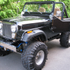 JEEP RENEGADE CJ7 motore chevy 383 stroker nuovo