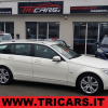 MERCEDES-BENZ C 200 CDI S.W. BlueEFFICIENCY PERMUTE GANCIO TRAINO