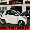 SMART FOR TWO CABRIO NAVI – PERMUTE