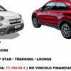 NUOVO / KM0  – FIAT 500 X 1.6 VARI ALLESTIMENTI / MOTORIZZAZIONI