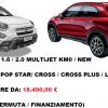 FIAT 500L 1.4 95 CV Pop Star PERMUTE VARI COLORI E ALIMENTAZIONI DISPONIBILI
