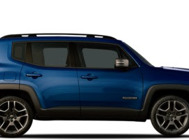 JEEP Renegade 1.0 T3 Limited PERMUTE VARI COLORI DISPONIBILI NAVI + LED