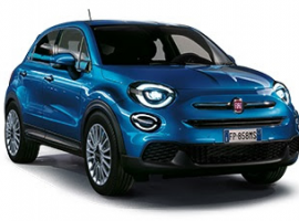 FIAT 500X 1.6 E-Torq 110 CV City Cross PERMUTE