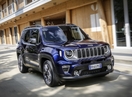 JEEP Renegade 1.3 T4 DDCT Limited PERMUTE AUTOMATICO