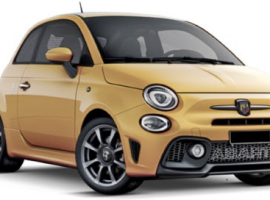 ABARTH 595 1.4 Turbo T-Jet 145 CV PERMUTE