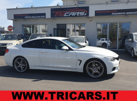 BMW 420 D COUPE' M SPORT – AUTOMATICO – PERMUTE