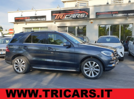 MERCEDES ML 250 CDI – EDITION 16 – IVA ESPOSTA – PERMUTE