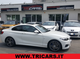 BMW 220 d Coupé Msport PERMUTE