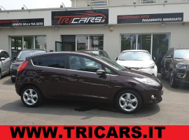 FORD FIESTA 1.4 GPL TITANIUM – UNICO PROPRIETARIO