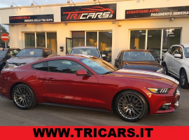 FORD Mustang Fastback 2.3 EcoBoost aut. PERMUTE