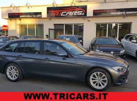 BMW 316 d Touring Business Advantage aut. PERMUTE NAVI + LED + RETRO