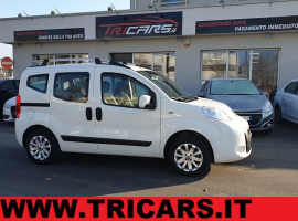 FIAT QUBO 1.4 NATURAL POWER – METANO – PERMUTE