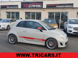 ABARTH 595 1.4 Turbo T-Jet 161 CV PERMUTE KIT ESSEESSE + SEDILI SABELT