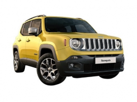 JEEP Renegade 2.0 Mjt 140CV 4WD Active Drive Freedom ( Limited + extra optional) PERMUTE CERCHI DA 19″