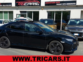 HONDA Civic 1.6 5 porte aut. Executive Premium PERMUTE TETTO APRIBILE