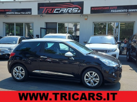 CITROEN DS3 1.4 HDi 70 So Chic PERMUTE OK NEOPATENTATI