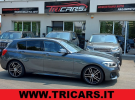 BMW 116 d 5p. Msport PERMUTE AUTOMATICA + PELLE + FULL LED