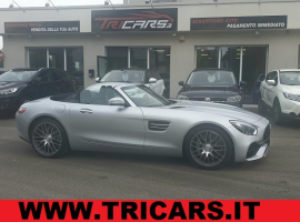 MERCEDES AMG GT ROADSTER – ARGENTO OPACO – PERMUTE