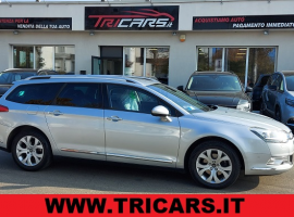 CITROEN C5 1.6 HDi 110 FAP Seduction Tourer PERMUTE UNICOPROPRIETARIO