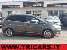 FORD S-Max 2.0 TDCi 163CV Powershift New Titanium PERMUTE