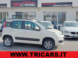 FIAT Panda 0.9 TwinAir Turbo Natural Power Lounge PERMUTE