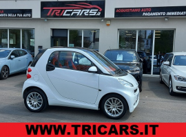 SMART ForTwo 1000 52 kW MHD coupé passion PERMUTE