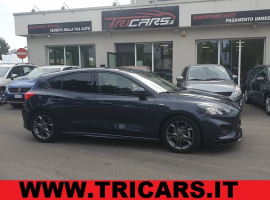 FORD FOCUS 1.5 TDCI ST LINE – PERMUTE