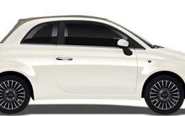 FIAT 500 C 1.0 Hybrid Lounge PERMUTE IN ARRIVO