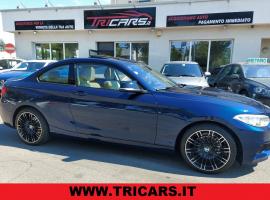 BMW 218 d Coupé Modern PERMUTE