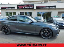 BMW 220 d Coupé Msport PERMUTE TAGLIANDI BMW EURO 6b